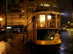 the famous Tram No. 28 in Lissabon