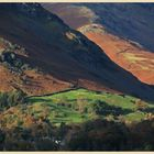 the fells above grasmere