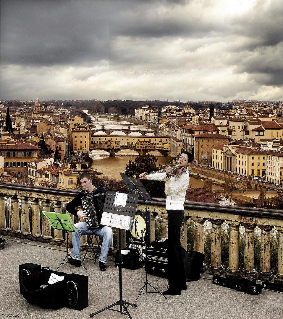 The Florence intermezzo