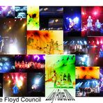 The Floyd Council - Pink Floyd Tribute Band - Handy Pics Collage