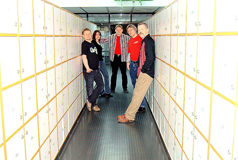 The Fuse - Coverrock-Musiker V2