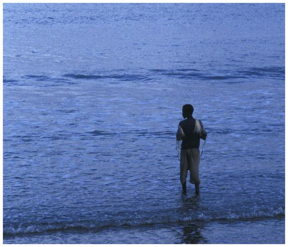 The Gambia 1997 / fisherman in Banjul