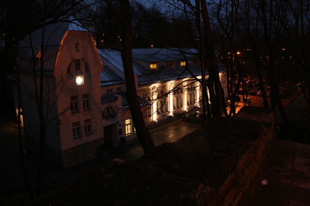 The ghosts of Tallinn