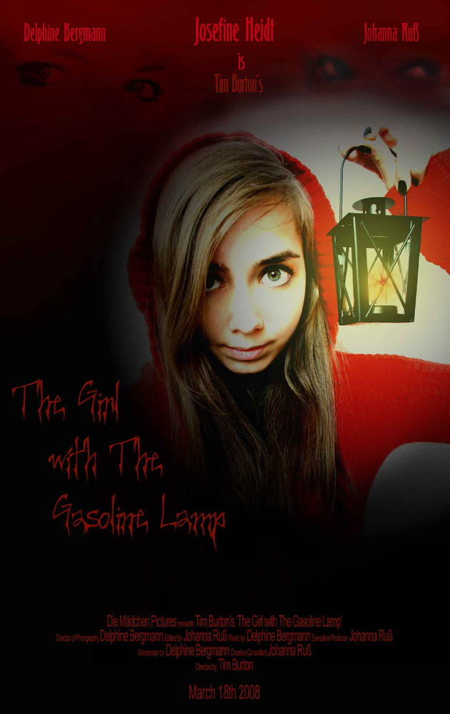 The Girl with The Gasoline Lamp