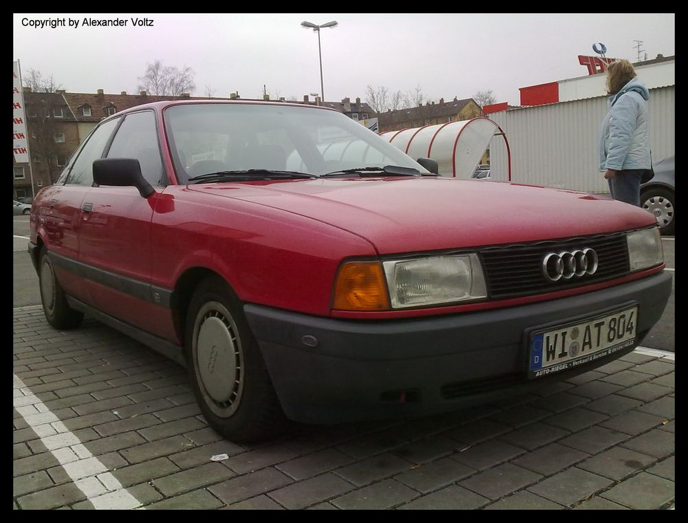The good Old Audi
