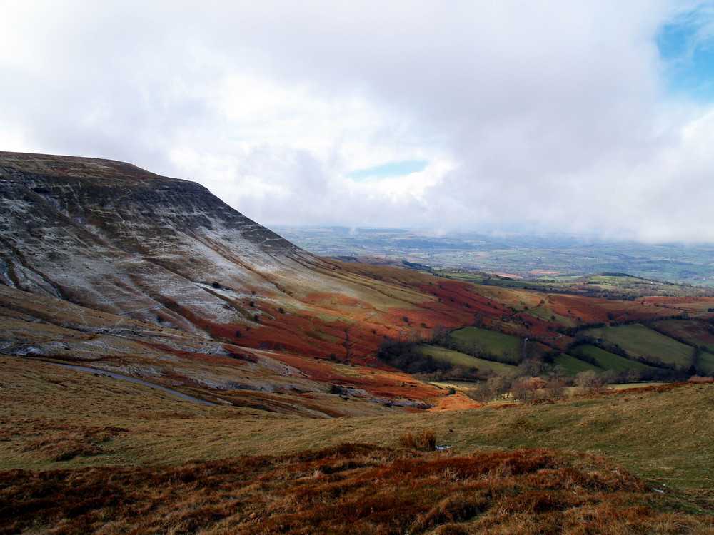 The Gospel Pass, Wales