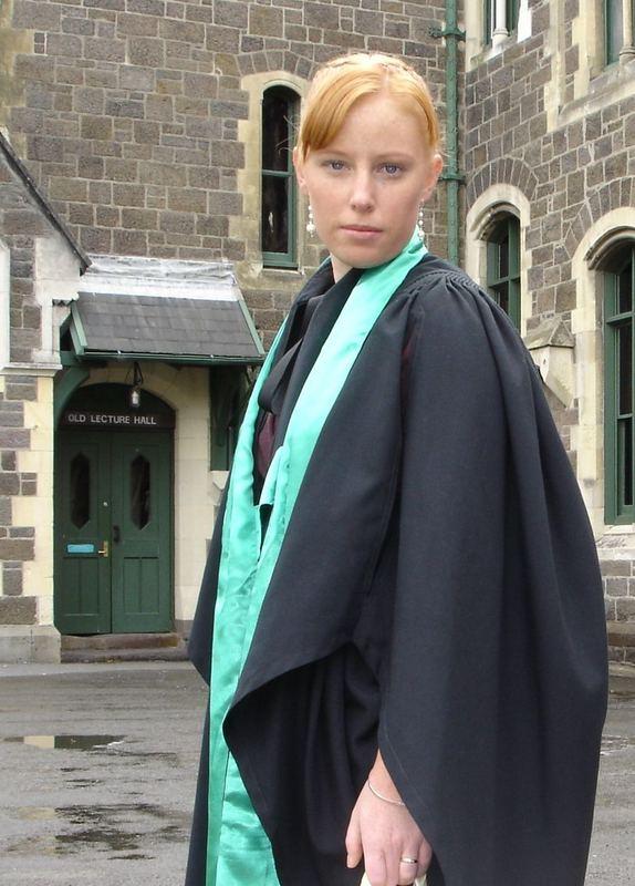 The graduating daughter,,,,
