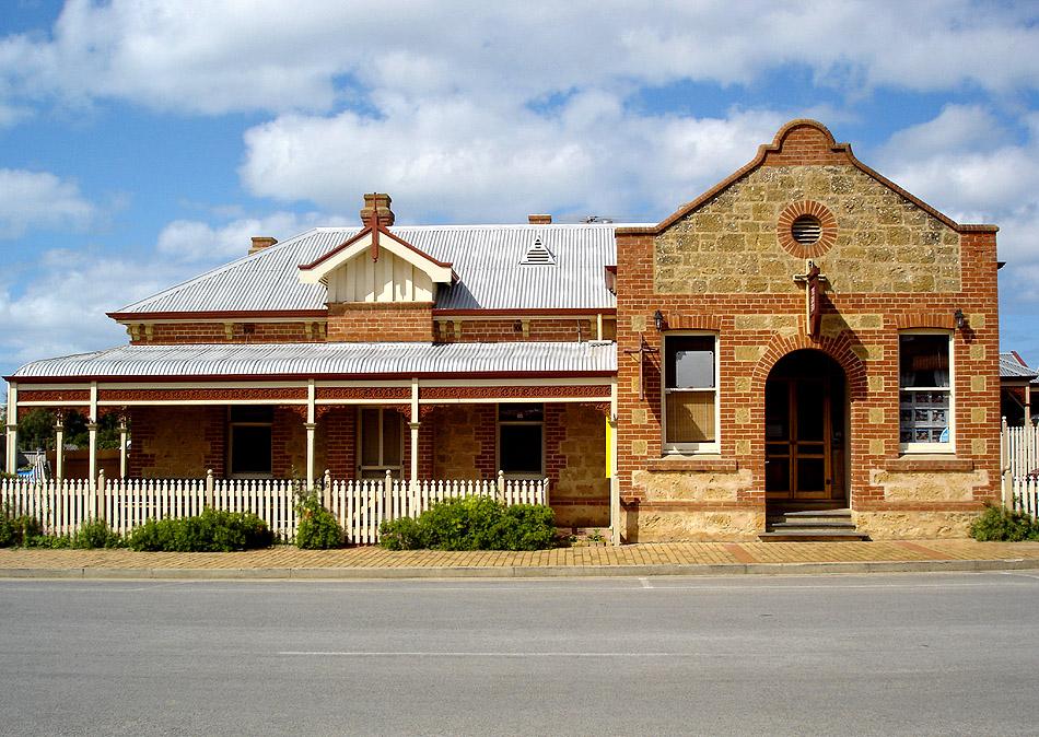 The Grain Store, 1