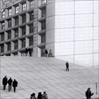 The Grand Arche of La Défense (fragment)