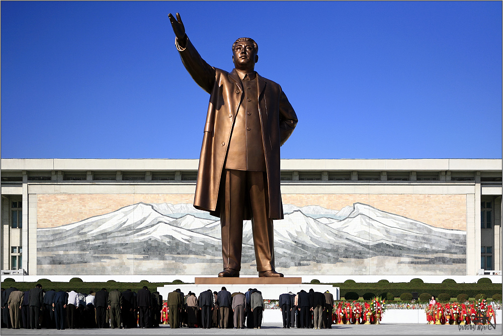 """"""" The Great Leader """""""
