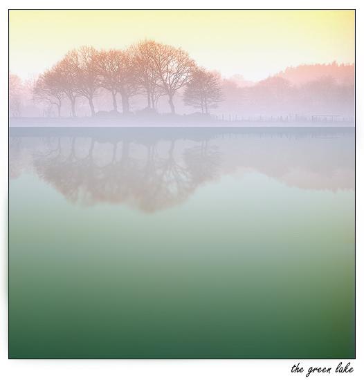 the green lake