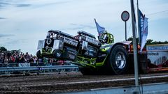 """The Green Monster 5 """" in Action"""""""