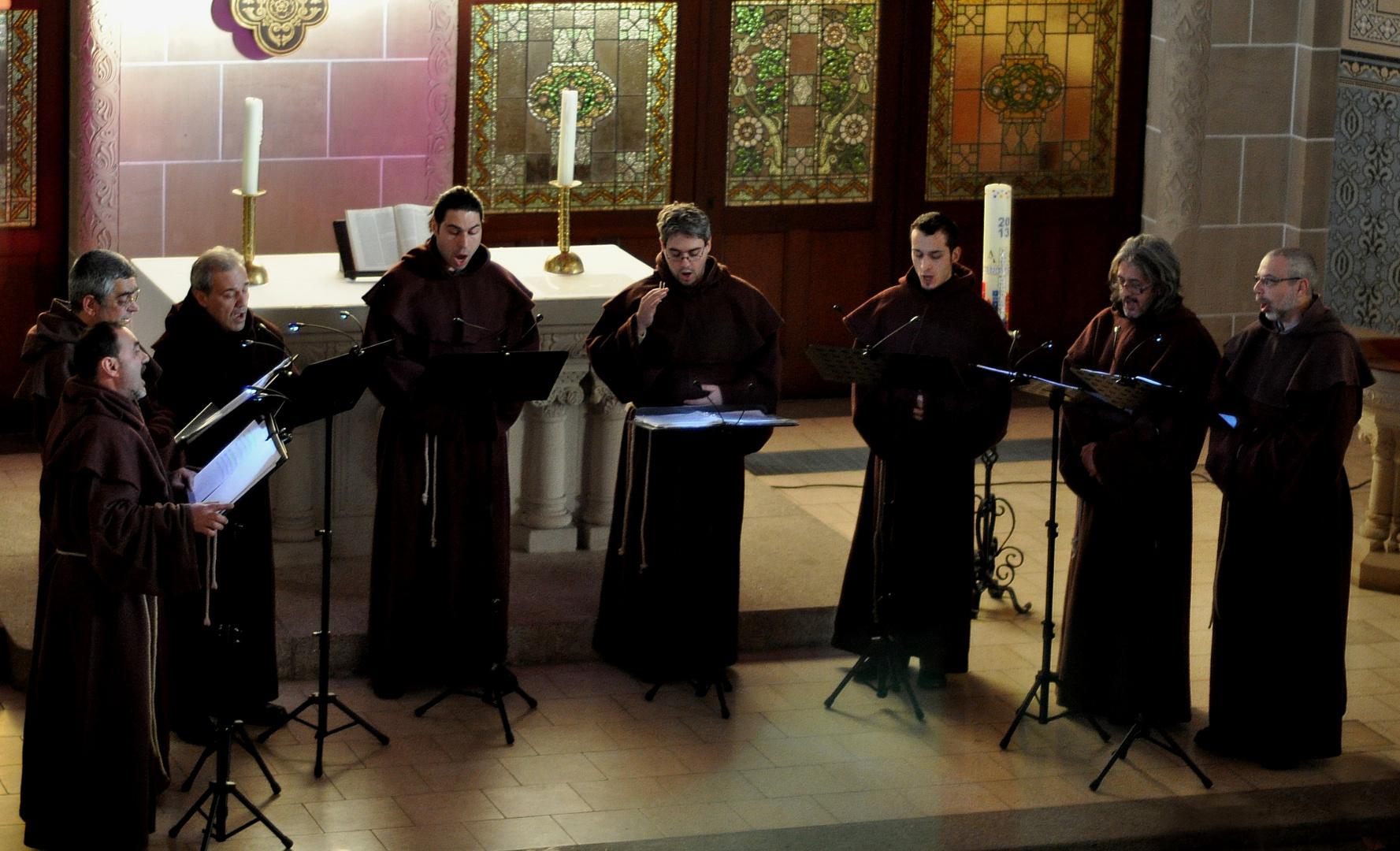 The Gregorian Voices.....Stimmen die mich berühren