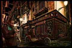The Groove of Old Town...