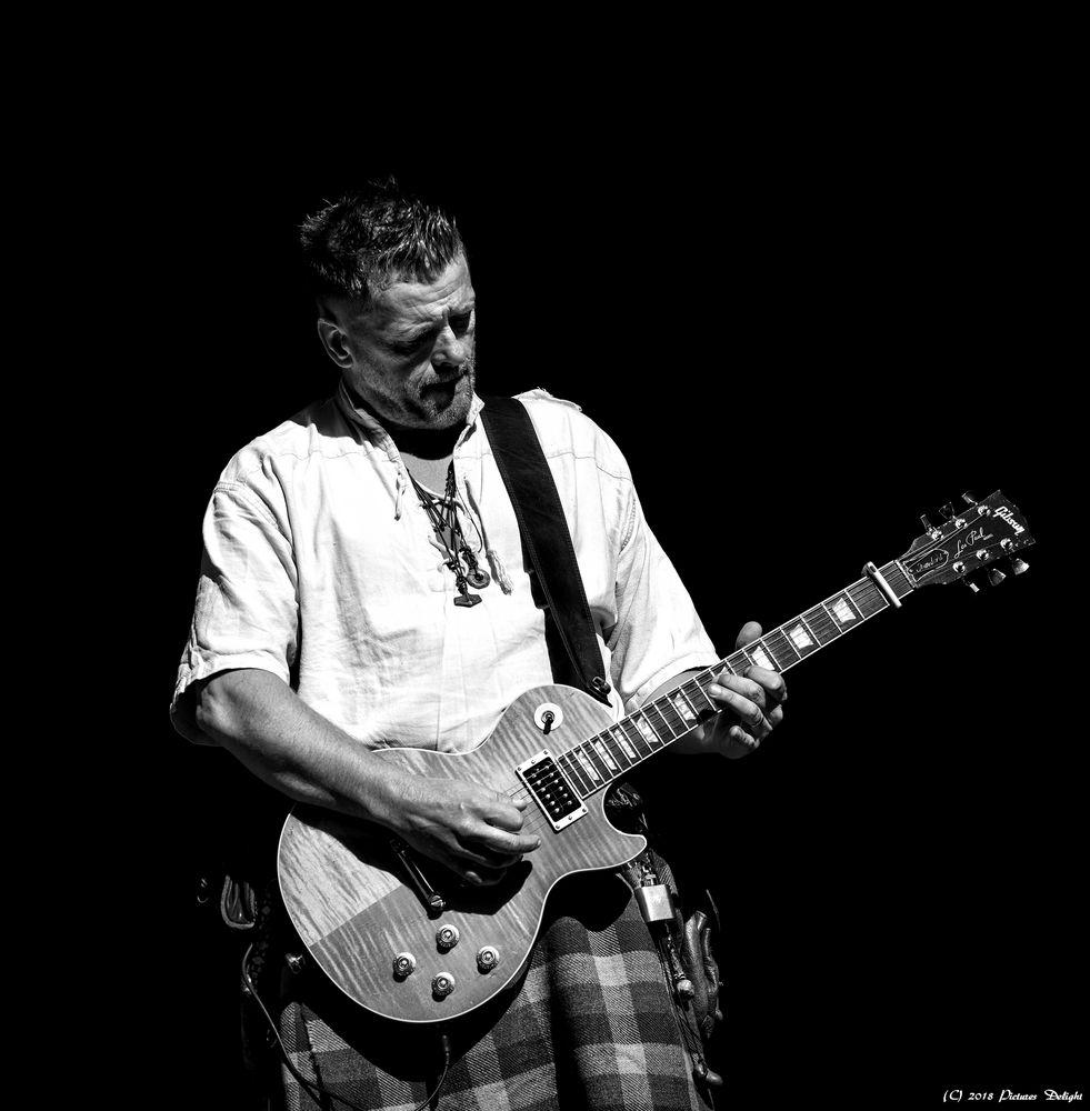 - The Guitarist -