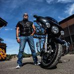 The Harley Man