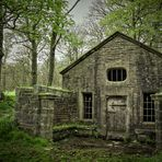 The haunted well house