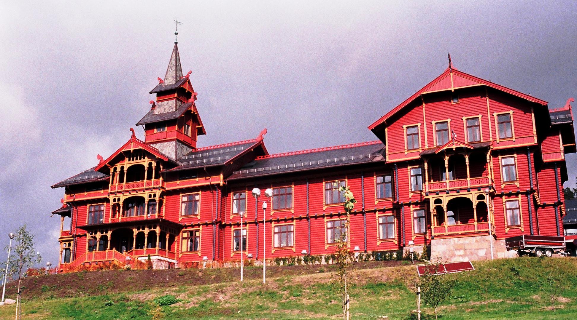 The Holmenkollen Park Hotel