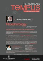 The Hour Glass Photohorology Competition