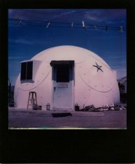 the institute of geophysics and planetary physics dome (darwin, california)