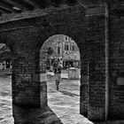 The Jewish ghetto in Venice