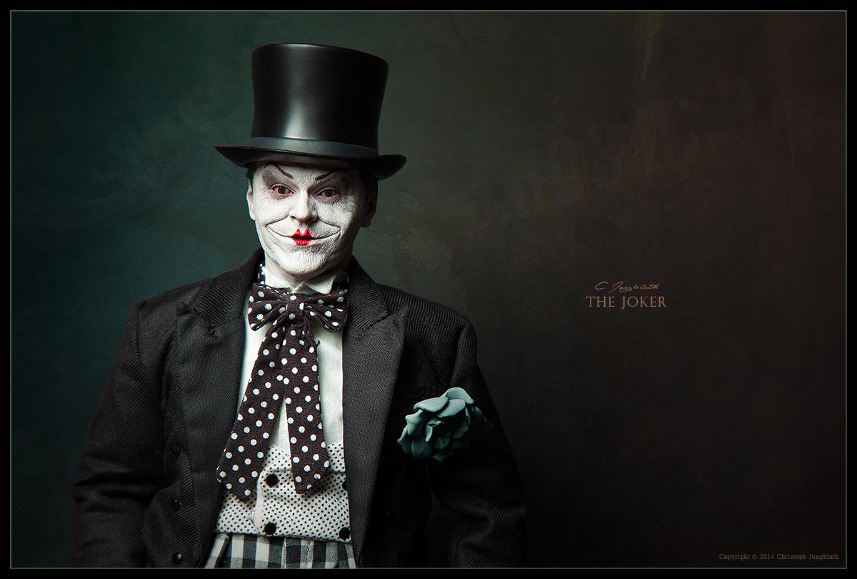 the joker foto bild portrait fotohome menschen. Black Bedroom Furniture Sets. Home Design Ideas