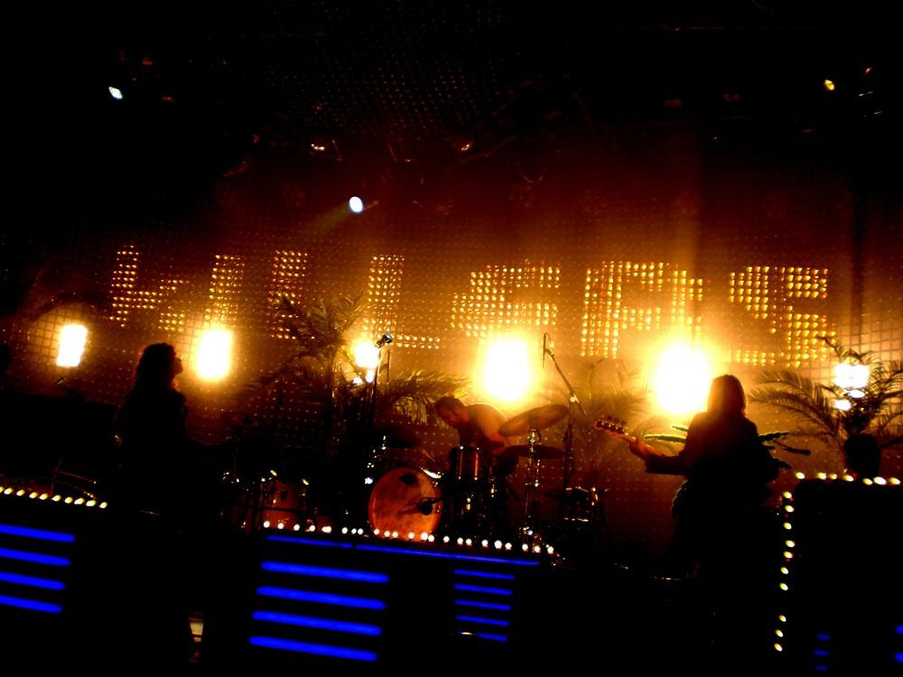 The Killers Düsseldorf Philipshalle 13.03.09