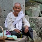 The lady from Preah Khan