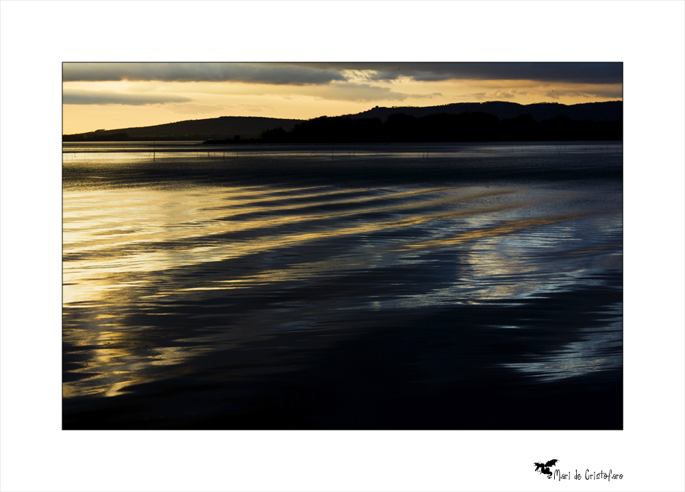 The lake again...