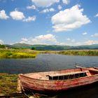 The lake Dojran