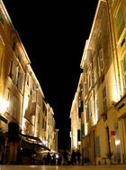 the lanes of st. tropez
