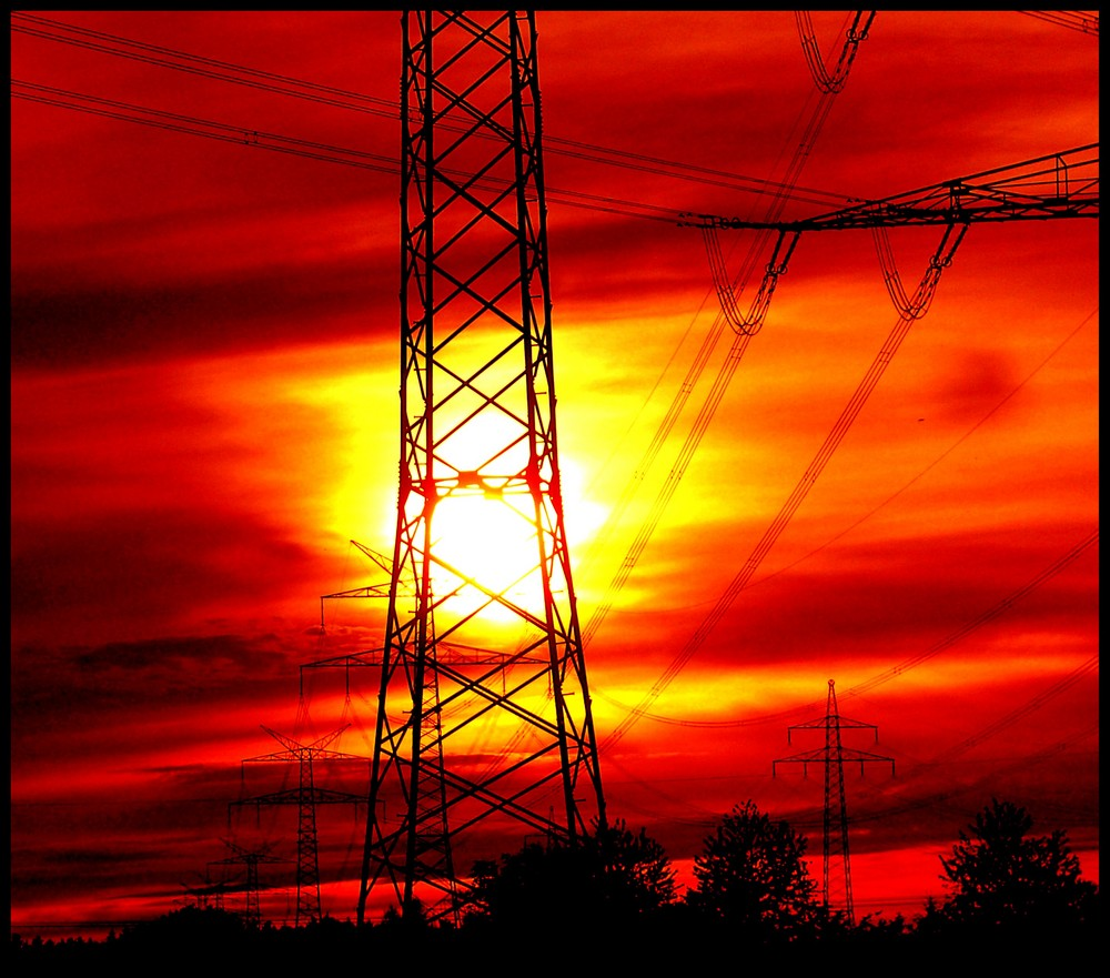 ...The last Sunset....