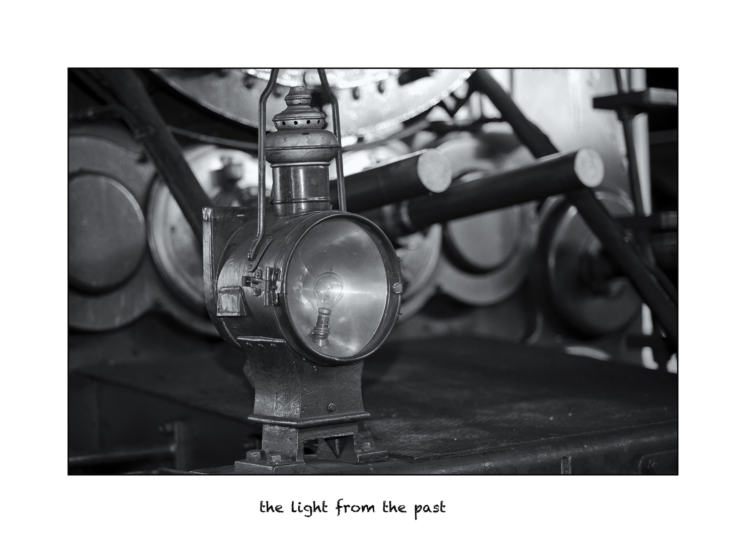 the light from the past