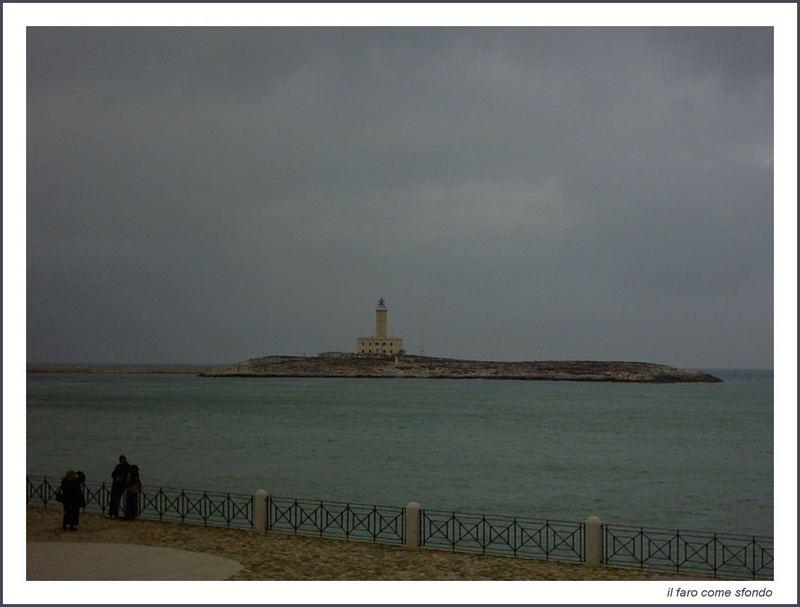 The lighthouse as I break down
