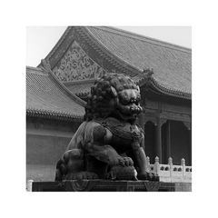 The Lion of Peking