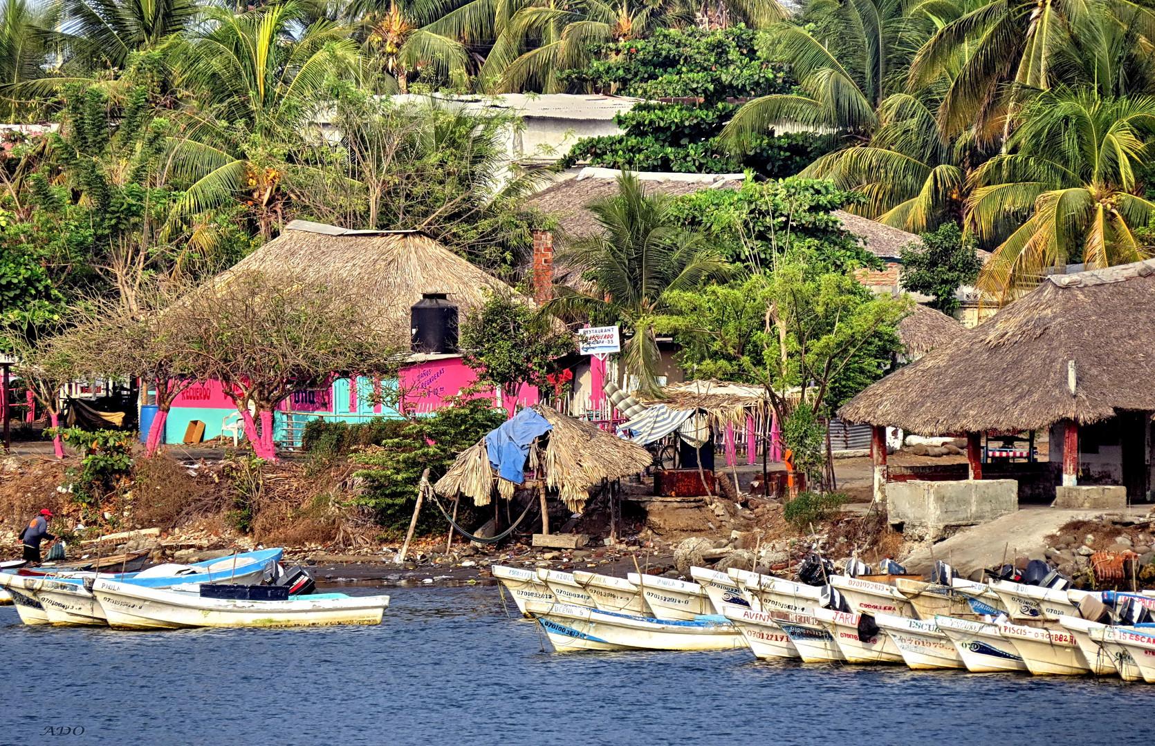 The Little Fishing Village