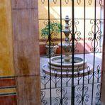 The Locked Up Fountain