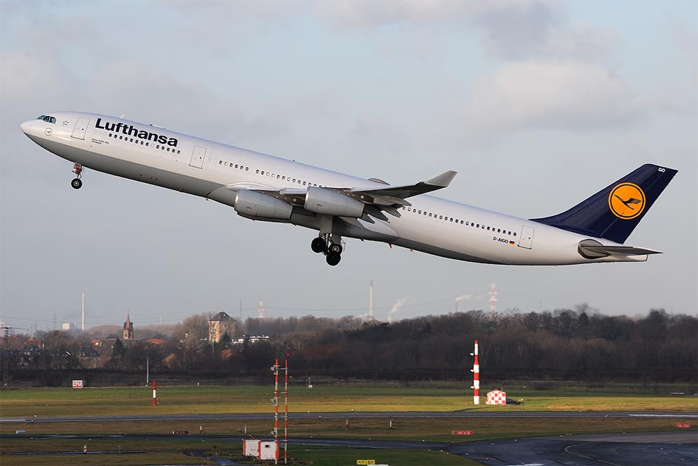 """The Lufthansa DUS-Fleet: D-AIGO """"Offenbach"""""""