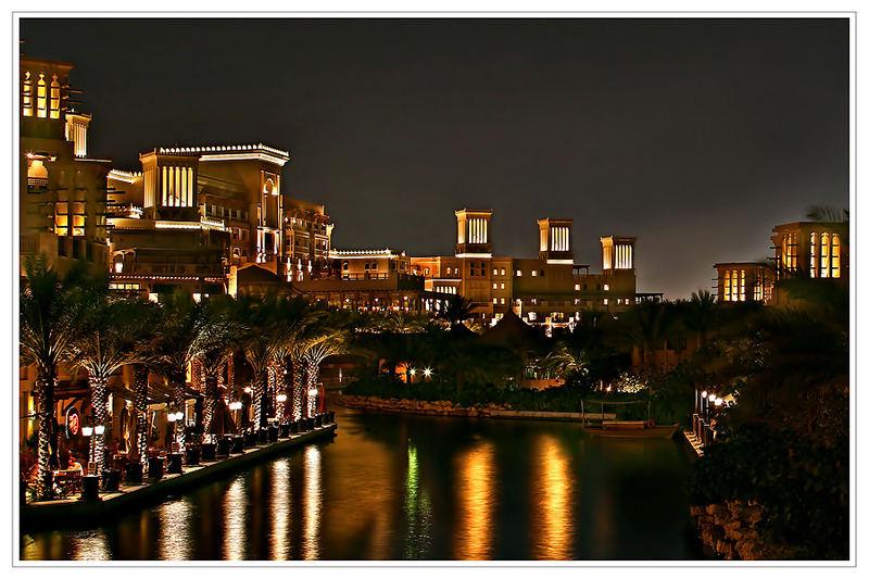 The Madinat Jumeirah
