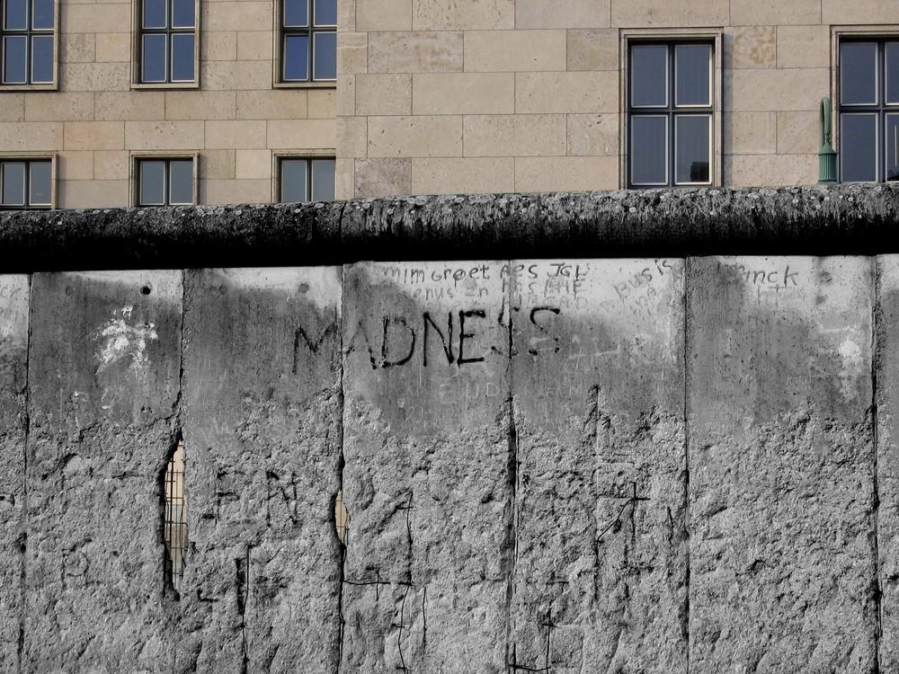 The Madness Wall (Berlino - Germania)