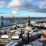 The magic of Riga
