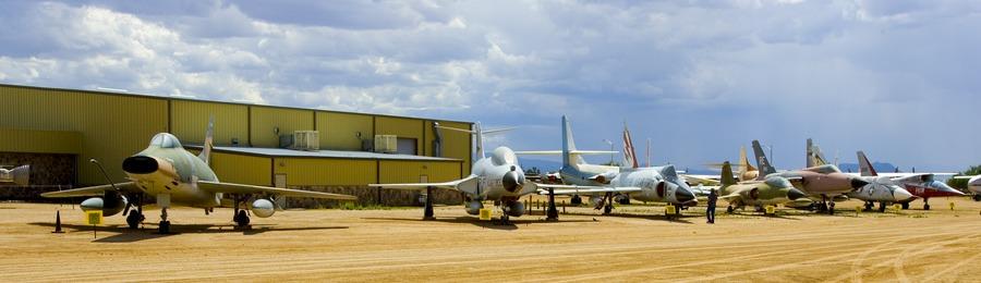 The Magnificent 7, F-100, F-101, F102, F-104, F-105, F106, F-107