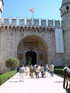 The Main Portal Bab-i Humayun to the Topkapi Palace