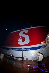 the man and the stena
