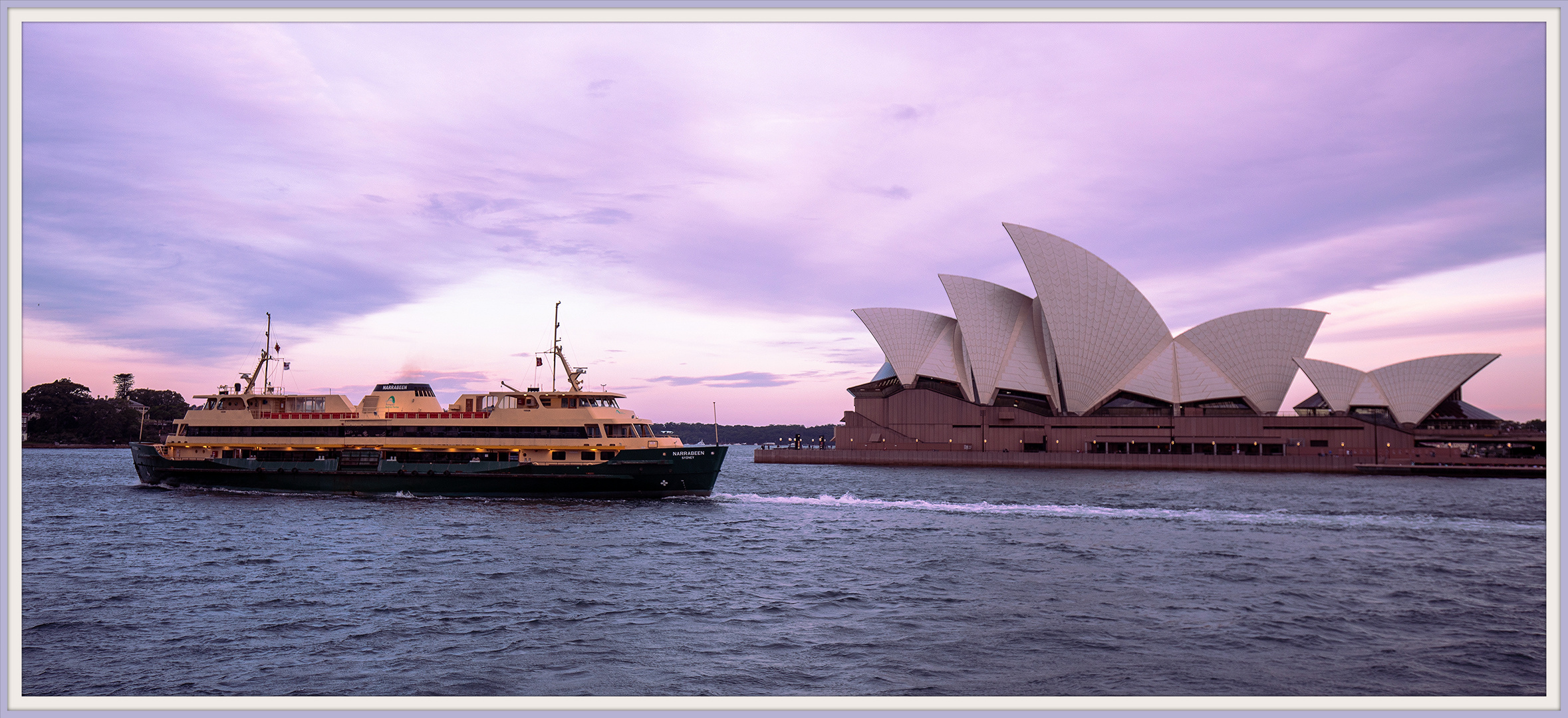 The Manly Ferry