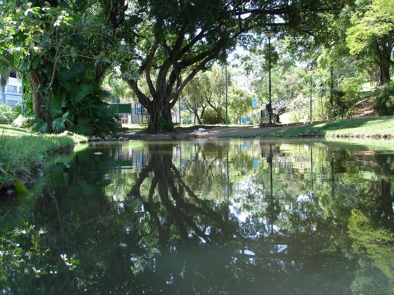 The Maruipe Park in Vitoria
