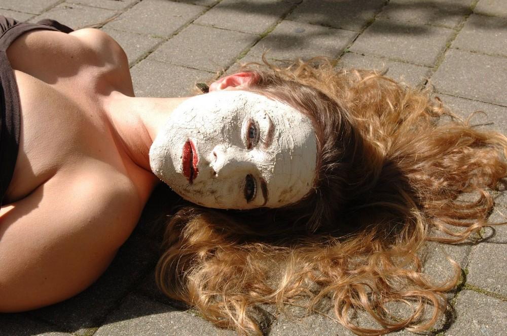 the mask II.