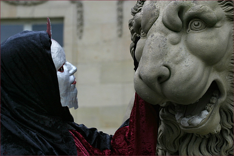 The Mask & The Lion