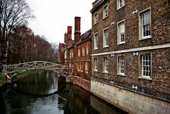 The Mathematical Bridge - Cambridge