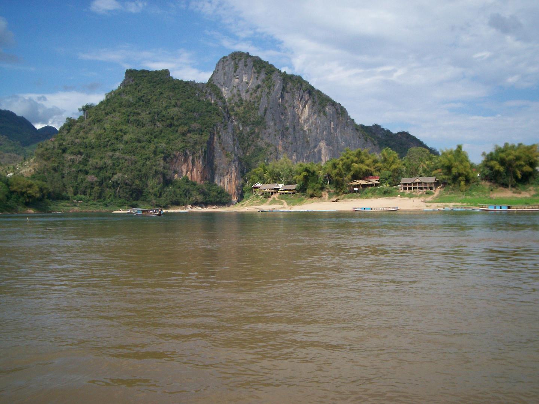 THE MEKONG IN LAOS